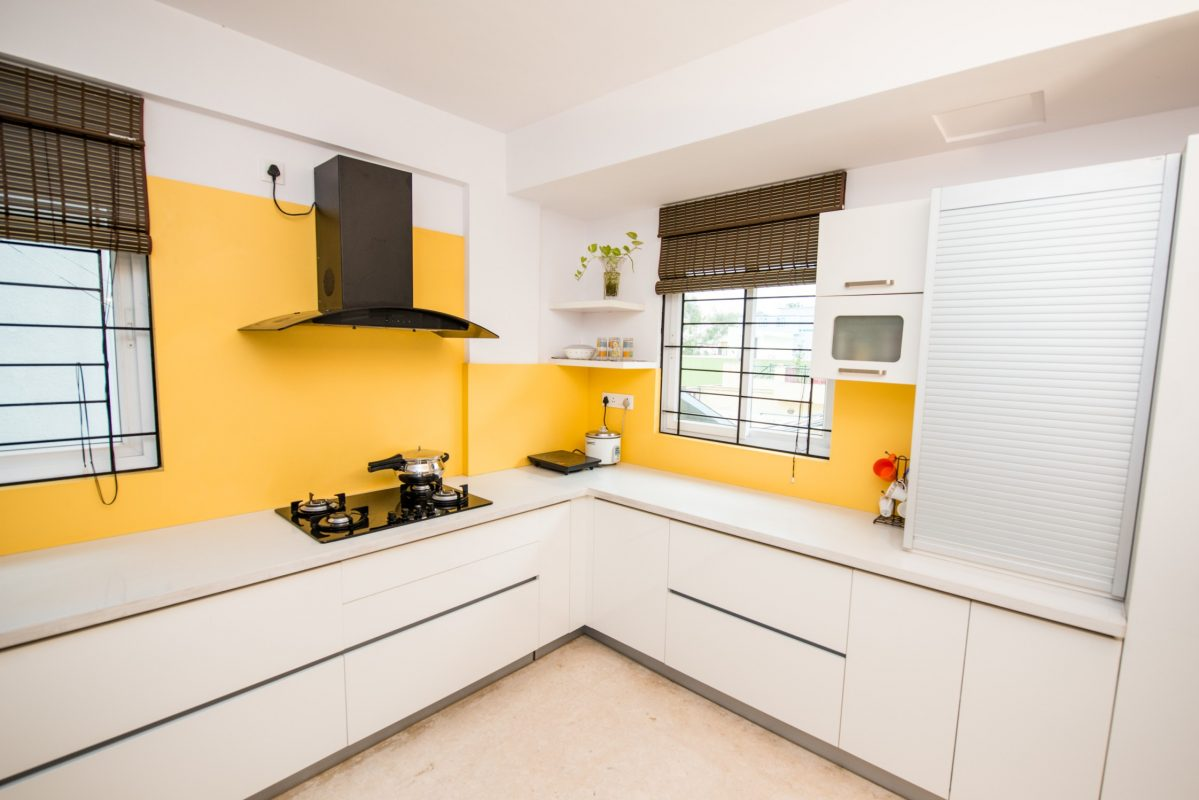 7 Tips for Vastu Colours for Kitchens in Indian Homes