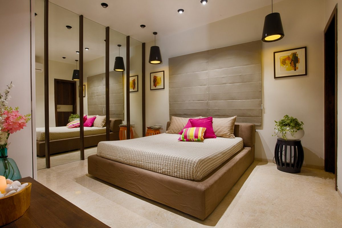 Which Colour is Best for Bedrooms, According to Vastu? – The Urban