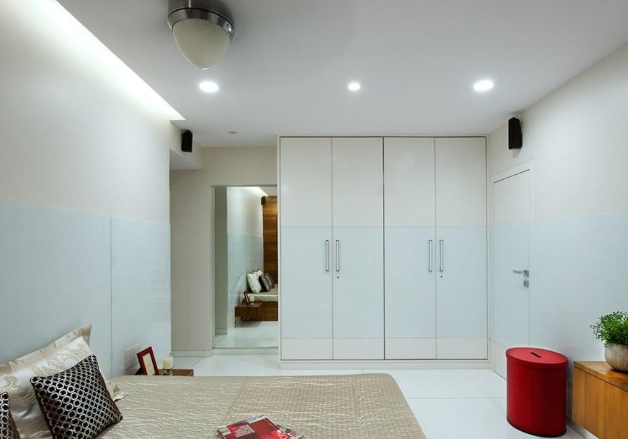 white vastu colors for bedrooms