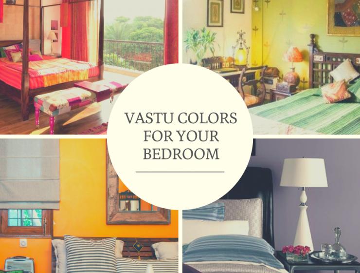 vastu colors for bedrooms