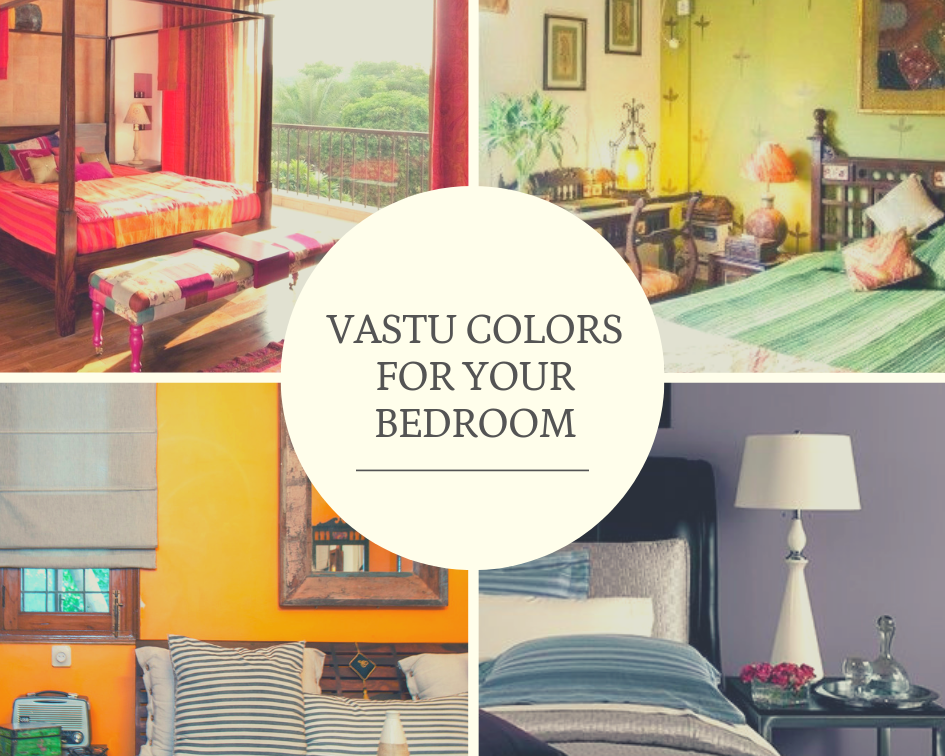 6 Suitable Vastu Colors for Bedrooms in Indian Homes