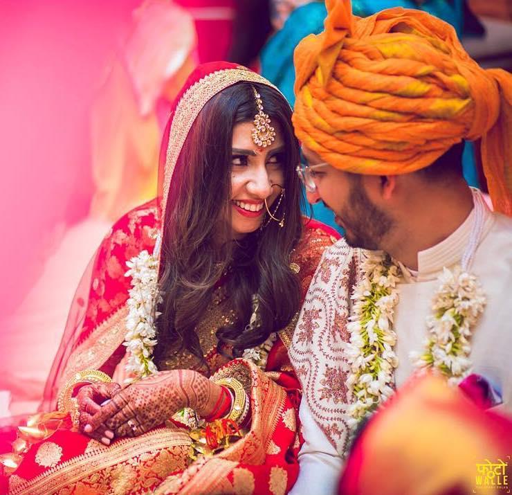Brides Who Left Their Hair Open No Bun Wedding Hairstyles The Urban Guide