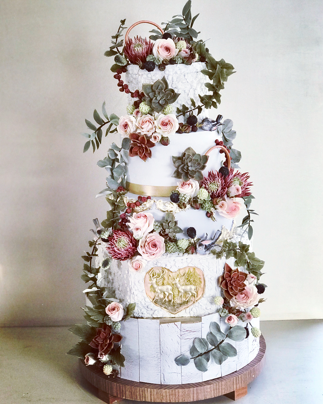 13 Awesome Engagement Cake Designs We Spotted By Indian Bakers The Urban Guide