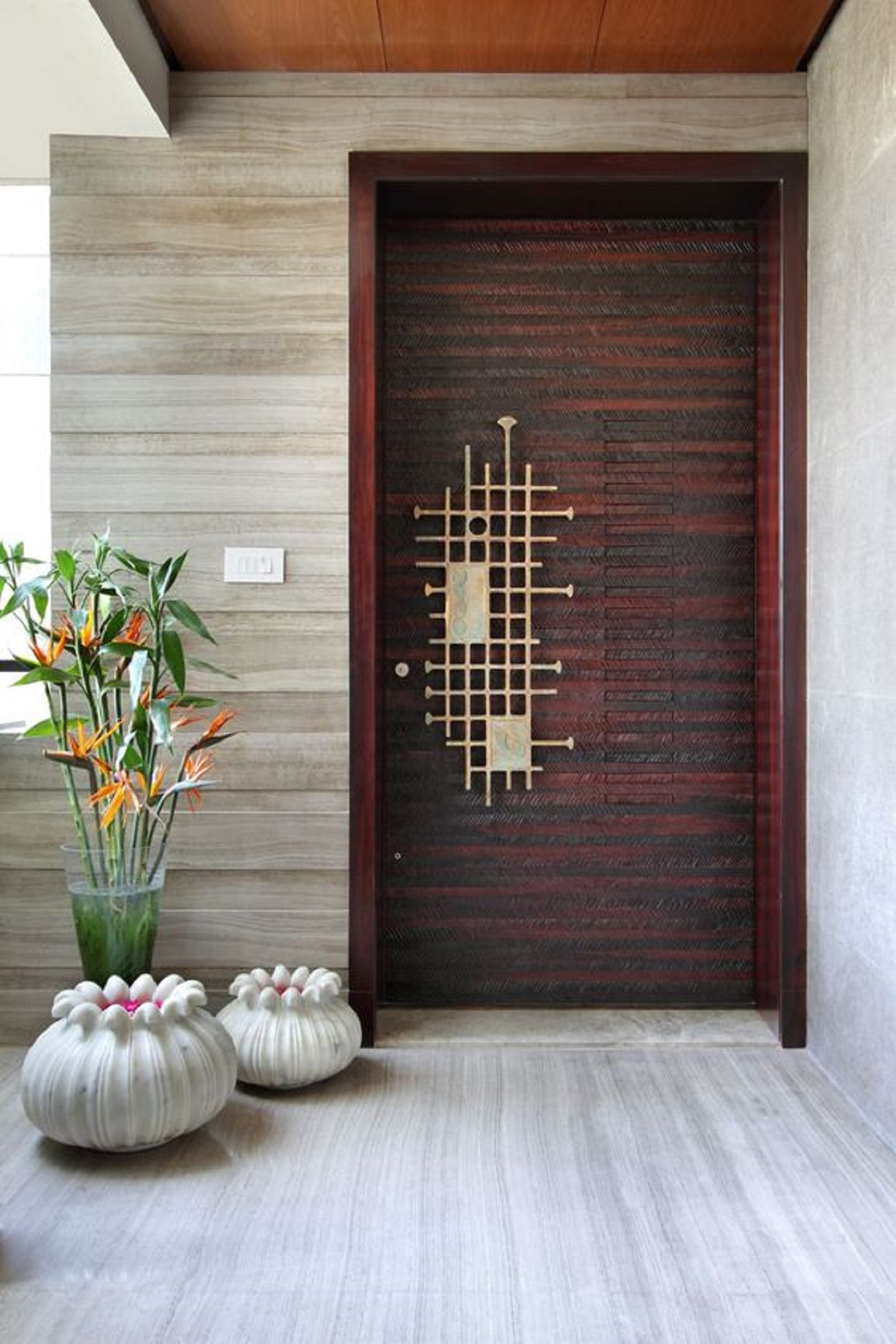 15 Indian Main Door Designs That Make A Great First Impression