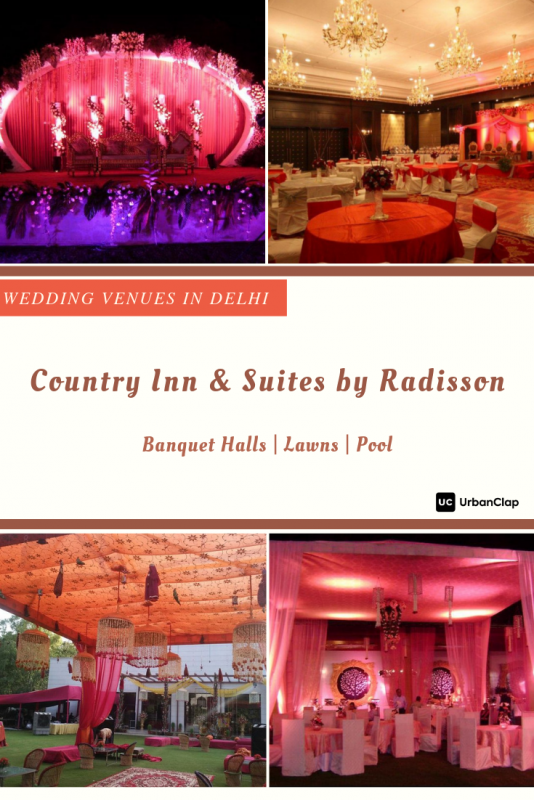 Country Inn & Suites in Chattarpur