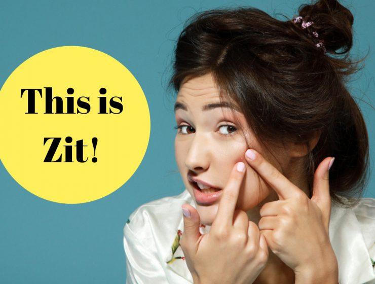 Acne prone skin care routine feature image