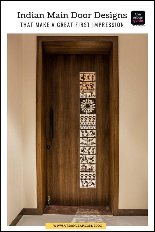 main door designs for indian homes
