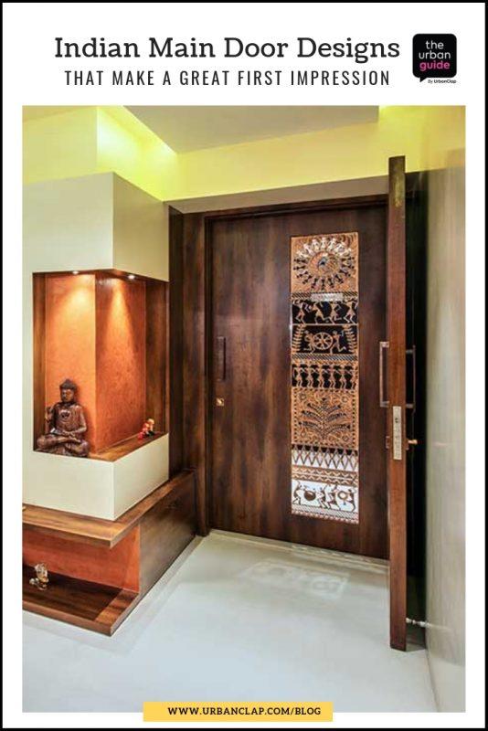 simple door designs for indian homes