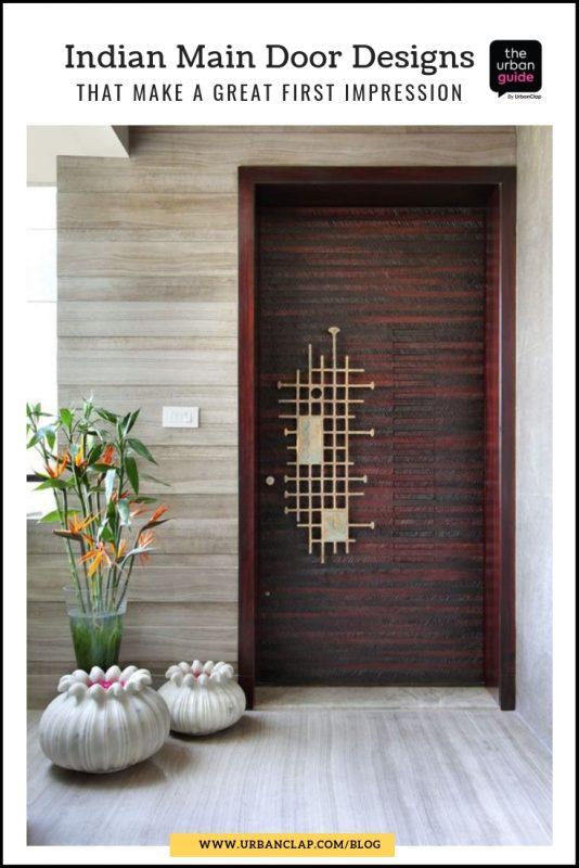 modern main door designs for indian homes