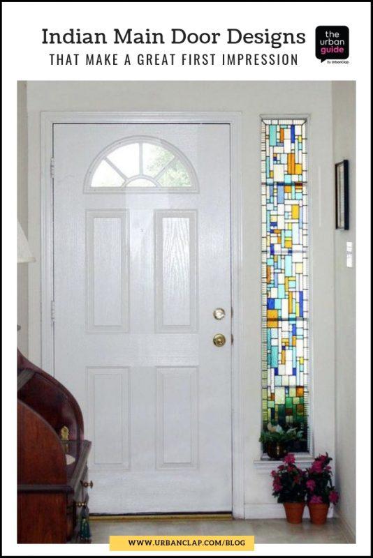 front door designs for indian homes