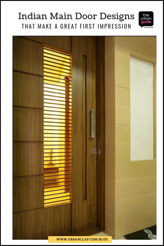 house door design indian style