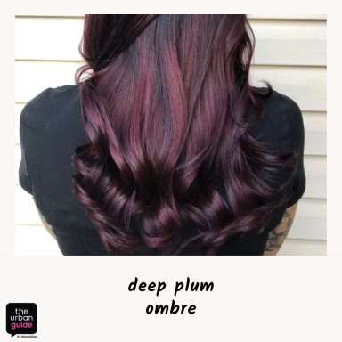 plum-red-highlights-indian-skin