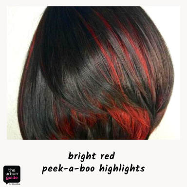 Bright-Red-Highlights-Peek-a-Boo-Style
