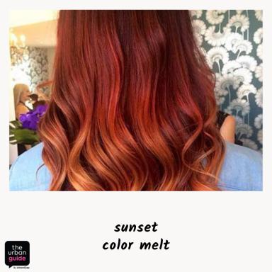 copper-red-highlights-sunset-melt