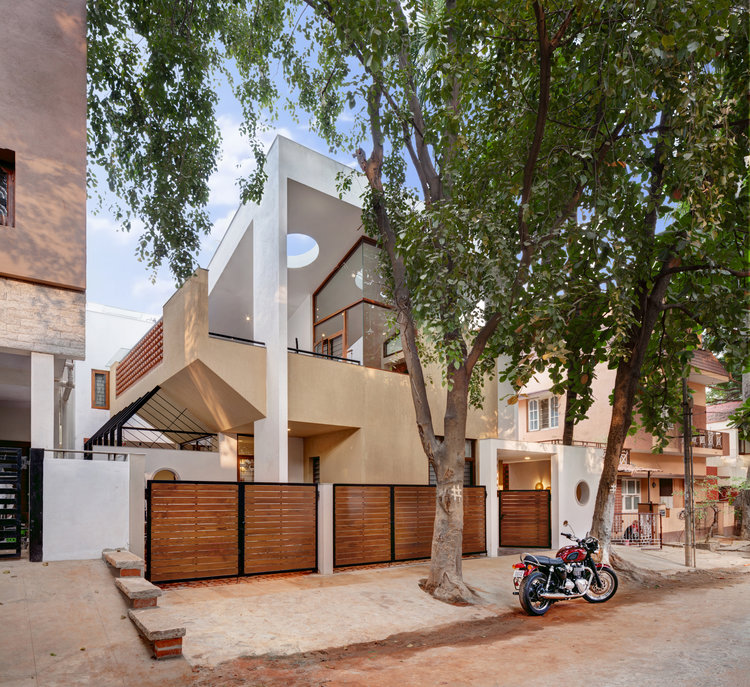 Outside Colour Of Indian Houses 6 Combinations That Are Very Popular