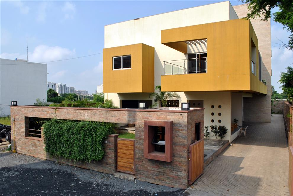 Outside Colour Of Indian Houses 6 Combinations That Are