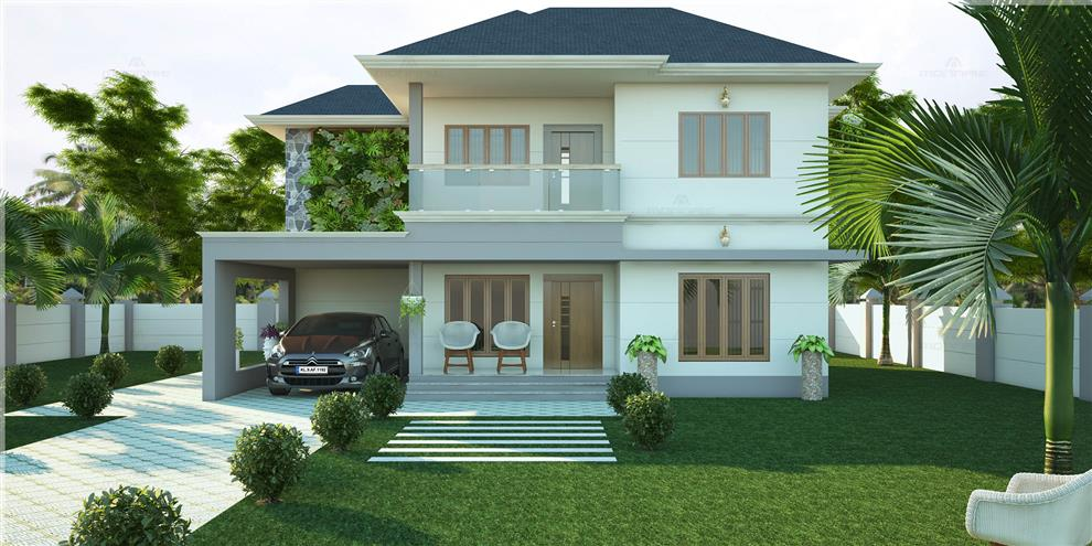 Colour Combination For House Exterior Painting 8 Ideas