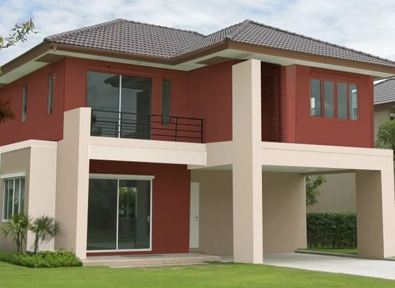 best colour combination for house exterior