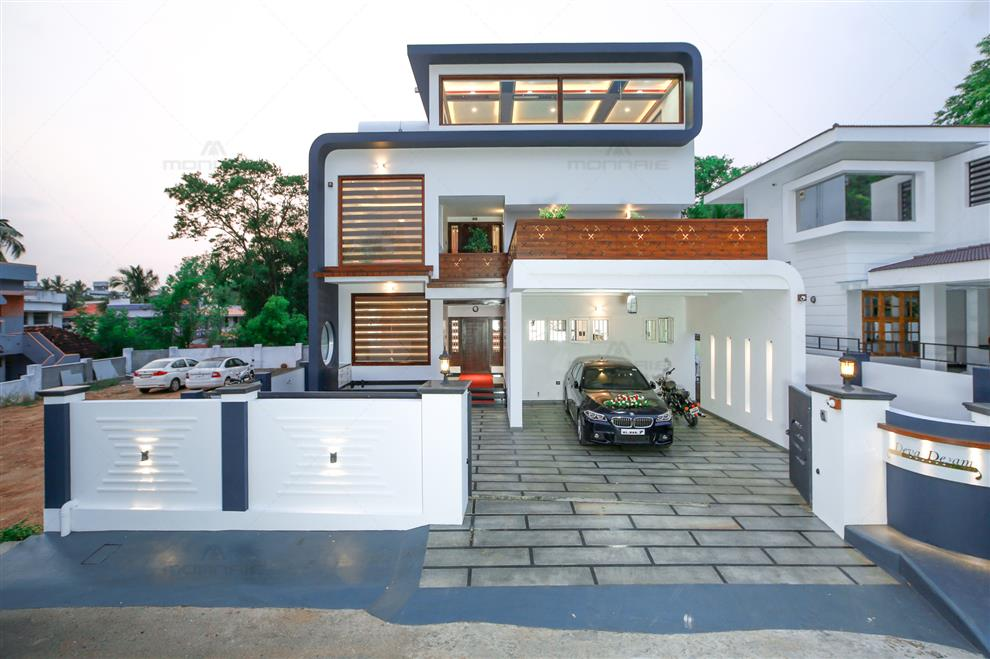 Best Exterior House Colors That Pair Fabulously With White