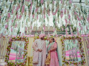 14 Best Stage Decoration Ideas For Indian Weddings!