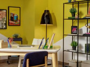 How To Pick Wall Paint Colors According To the Mood You Want To Create