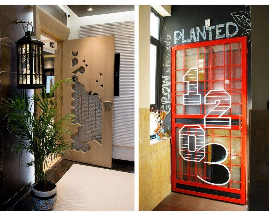10 Jali Door Design Ideas That Mix Safety Style The Urban Guide