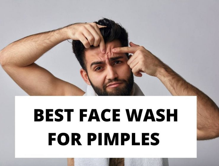 face wash for pimples for men