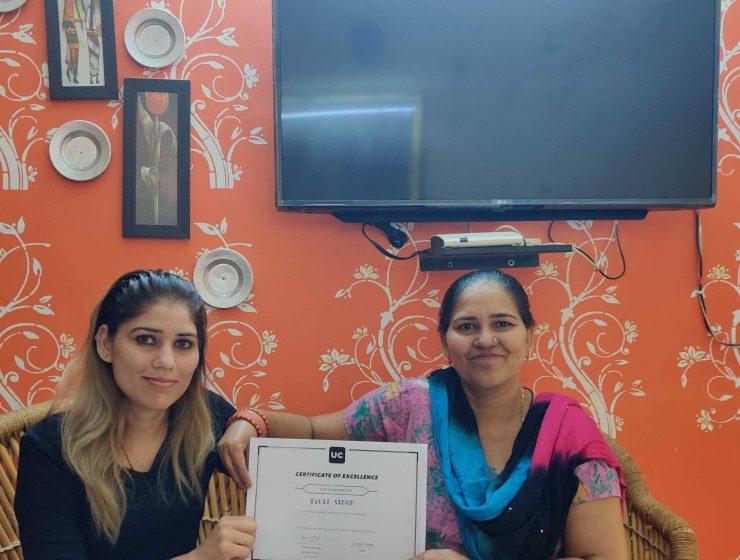 Salon at home Beautician Jyoti