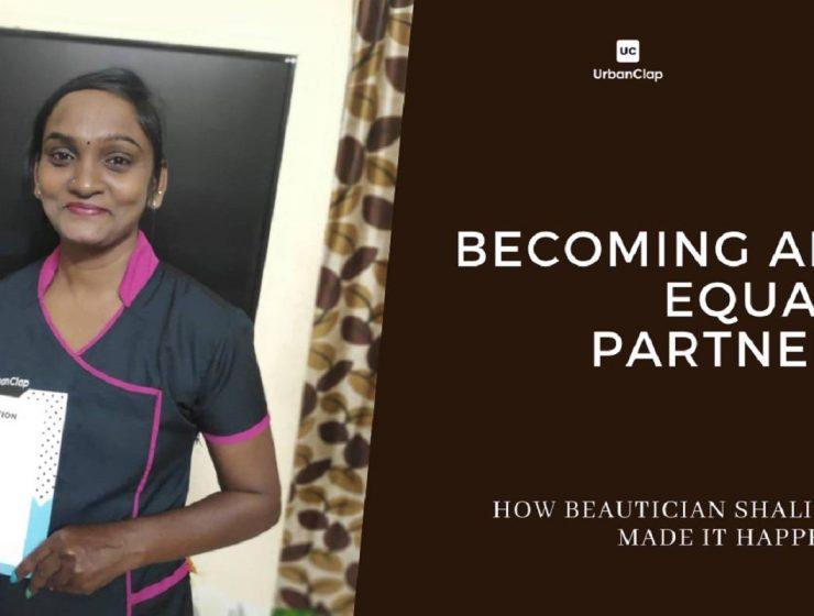 Becoming An Equal Partner