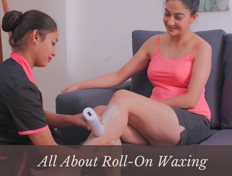 roll-on wax