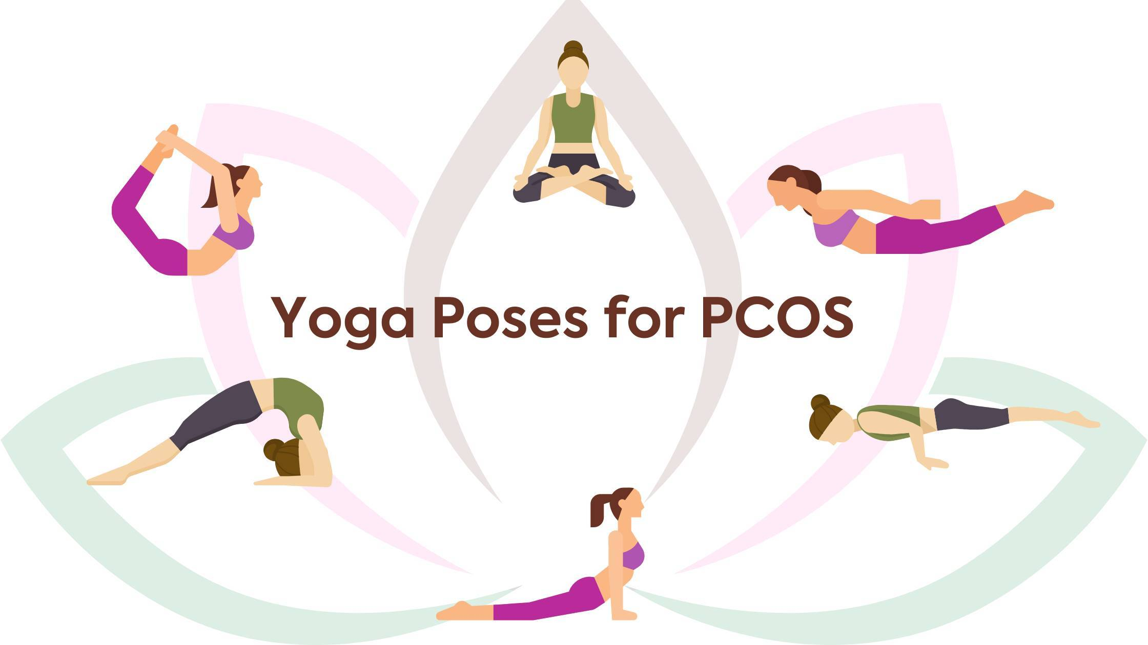 Butterfly Pose Benefits For Pcos